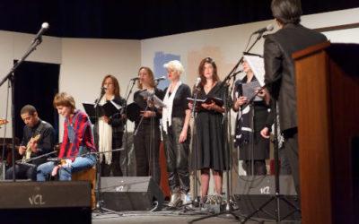 Concert Life4Brussels organisé à l'occasion des commémorations du 22 mars 2018