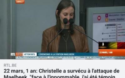témoignage de Christelle Giovannetti