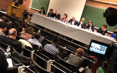 Débat et échanges entre victimes et représentants politiques le 22 février 2019