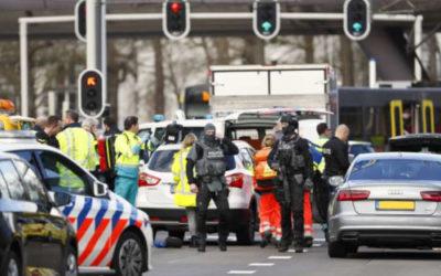 Pays-Bas : Trois morts lors de fusillades à Utrecht