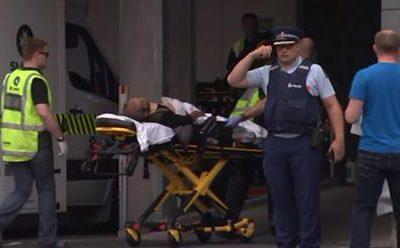Attentas terroriste contre 2 mosquées en Nouvelle-Zélande