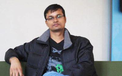 Raghavendran Ganeshan, 30 ans
