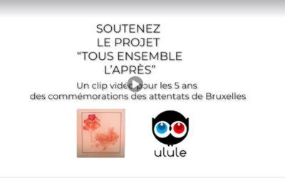 Le clip musical d'hommage aux victimes du terrorisme